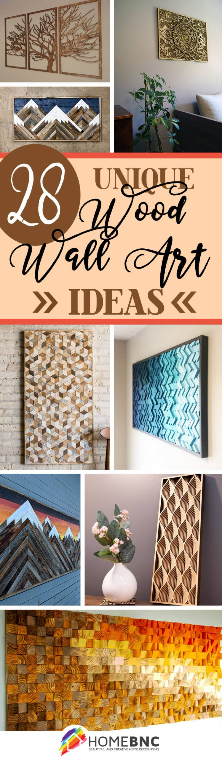 Best Wood Wall Art Ideas