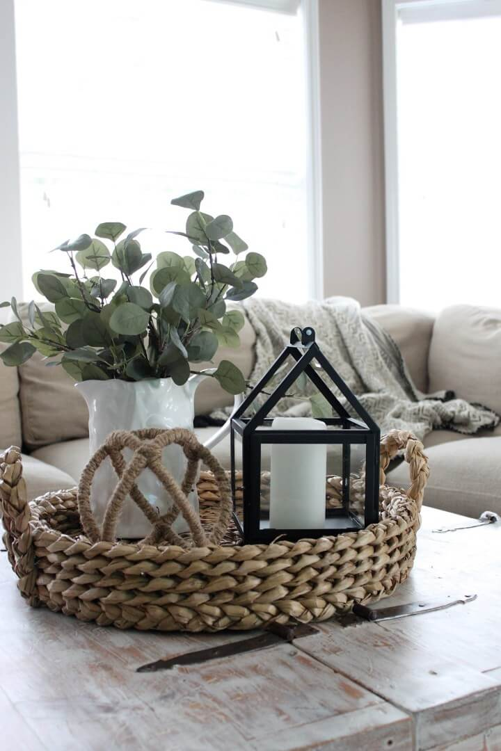 Lush Faux Greenery Home Decoration
