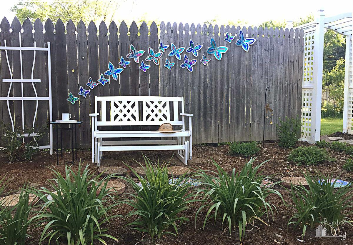 Taking Flight Backyard Butterfly Release Wall Art