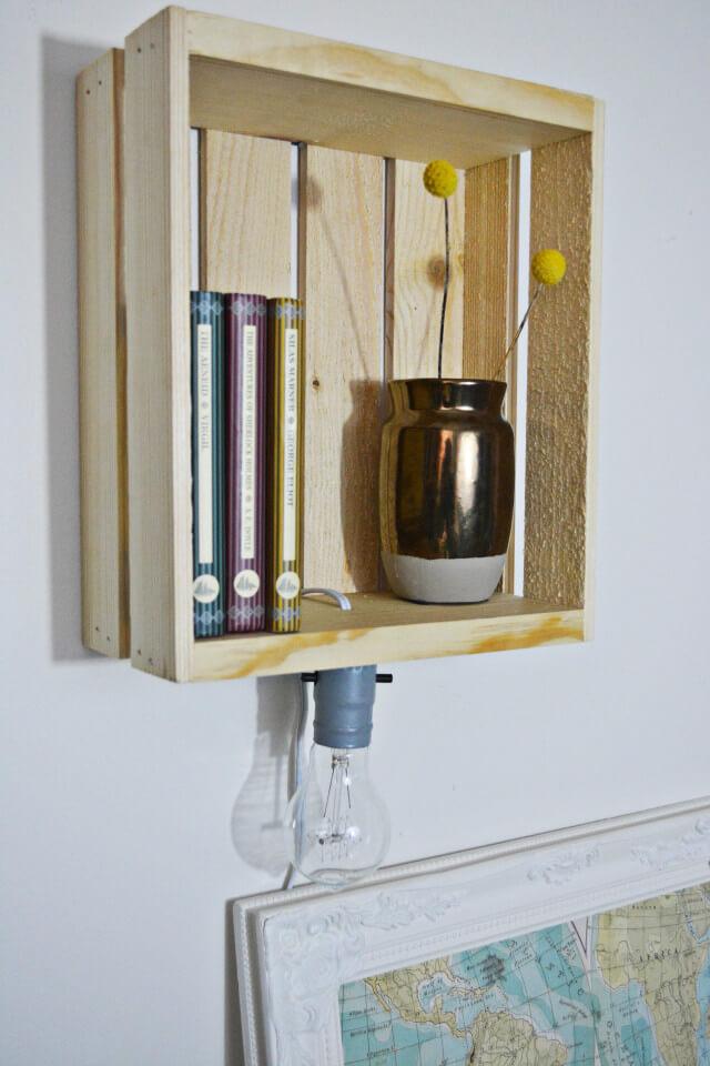 Creative Storage and Lighting Elements