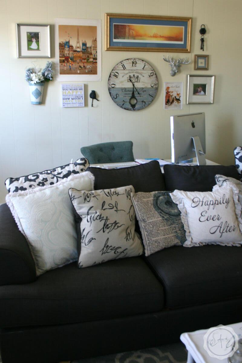 Warm and Cozy Happy Home Design