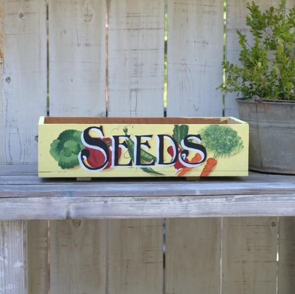 Gardening Project DIY Plant Box