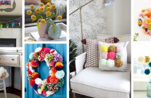 Best DIY Pom Pom Decorations