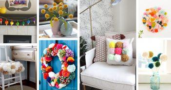 Best DIY Pom Pom Decorations