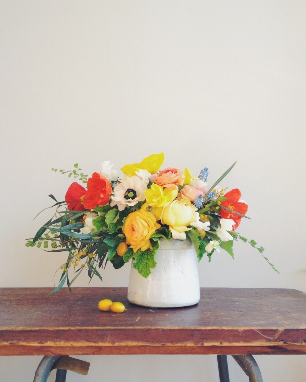 Blooming Garden Party Tabletop Décor