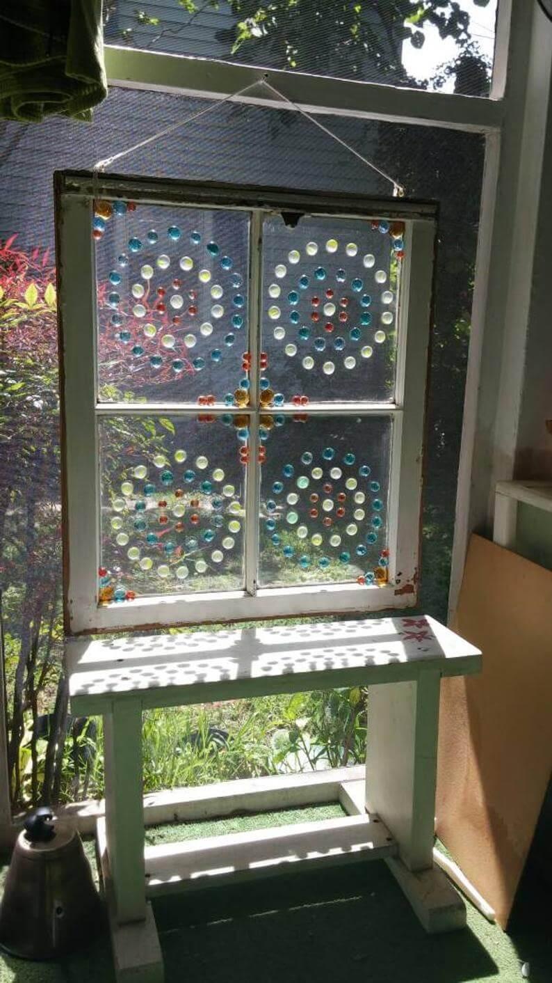 Creative and Artistic Decorative Glass Garden Hub