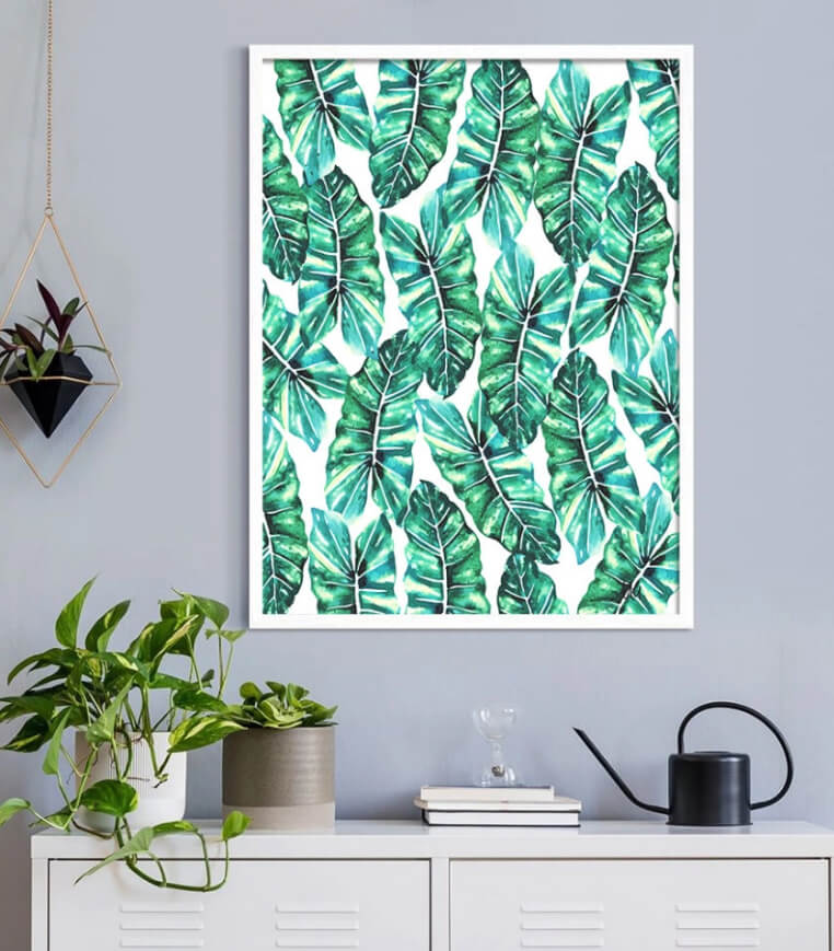 Adding a Green Art for the Win