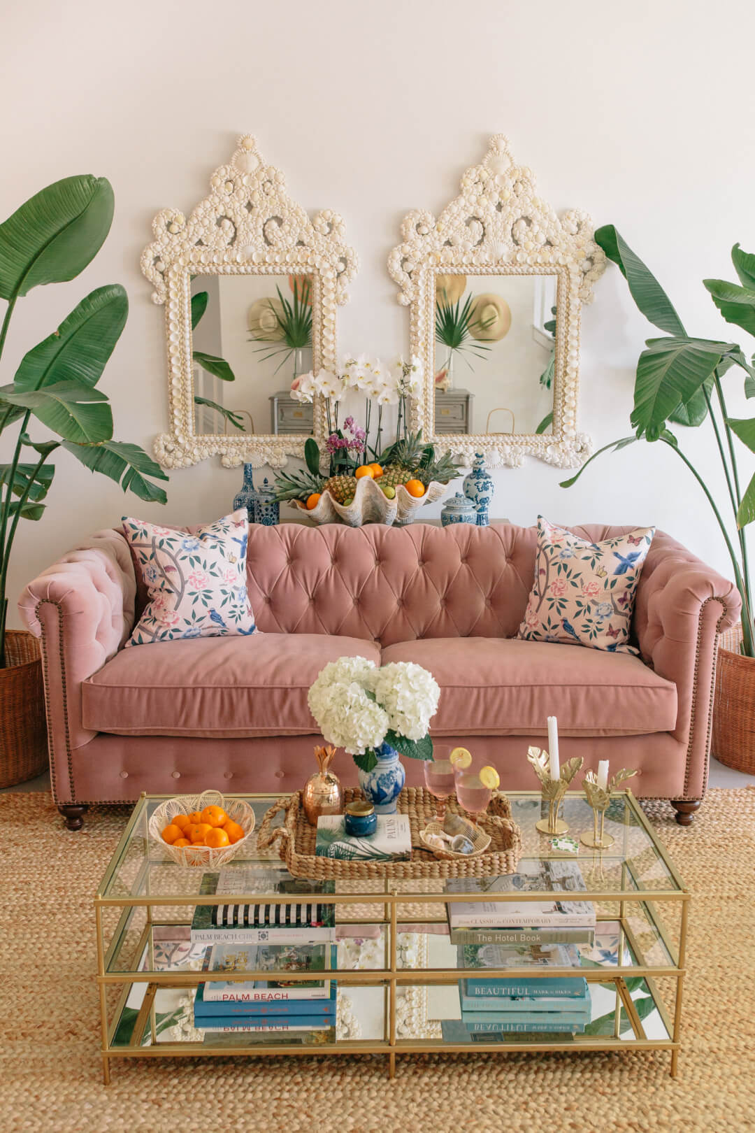 Maximalist Bold Colorful Living Room Ideas