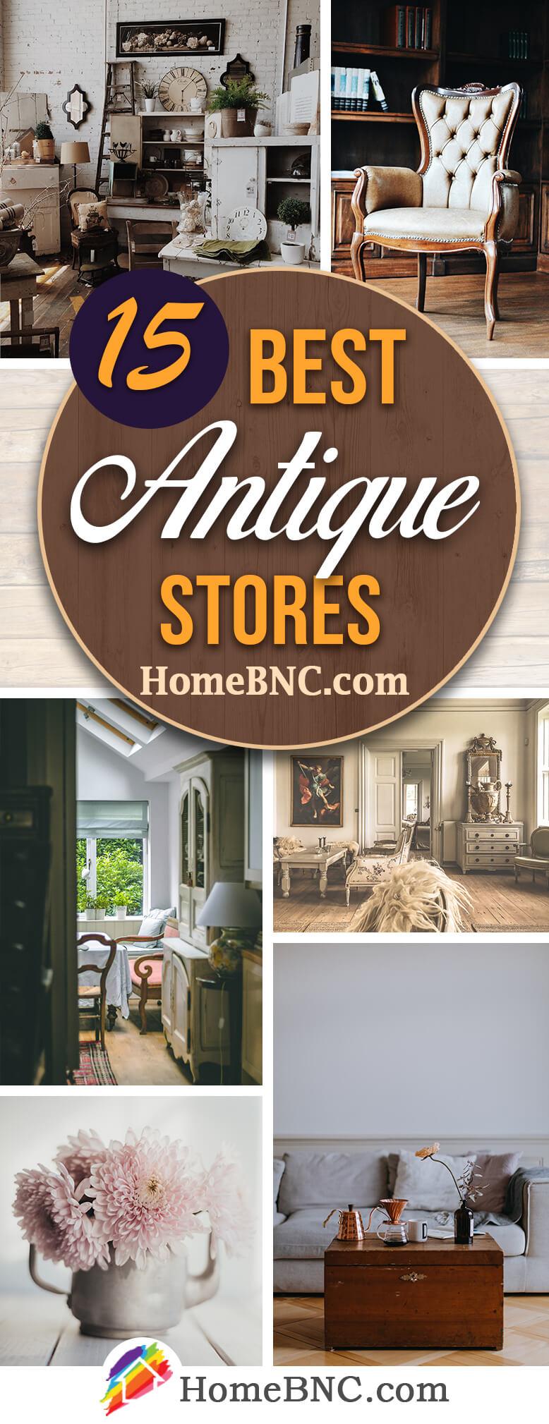 Best Antique Stores