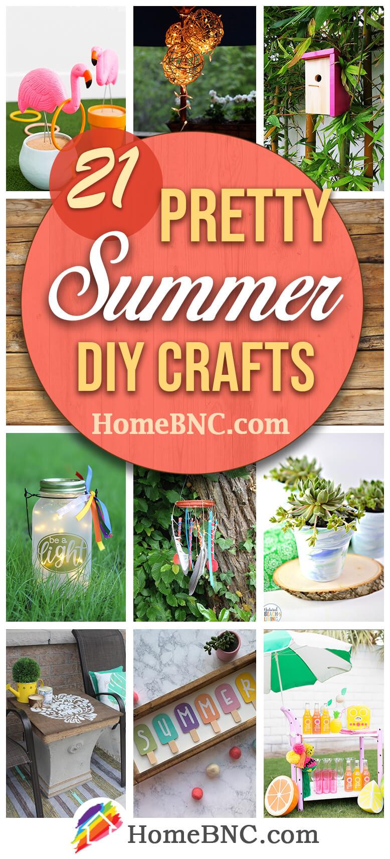 DIY Summer Crafts