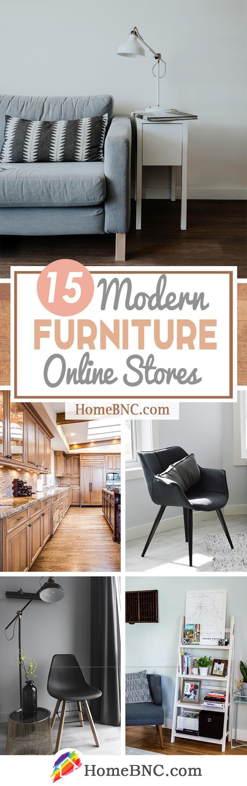 Best Modern Furniture Stores Online