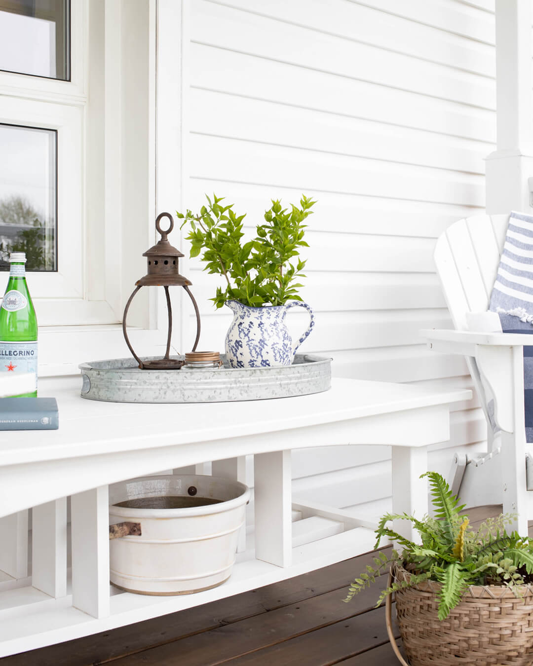 Serve Up a Side of Comfort From Your Front Porch