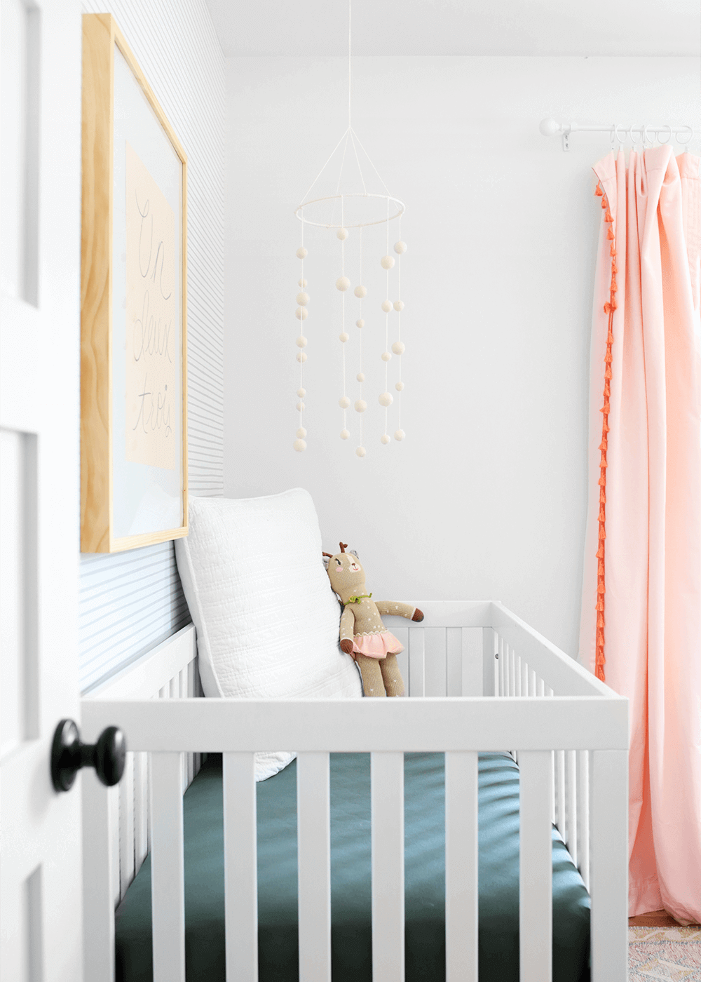 Cute DIY Mobile for Your Baby