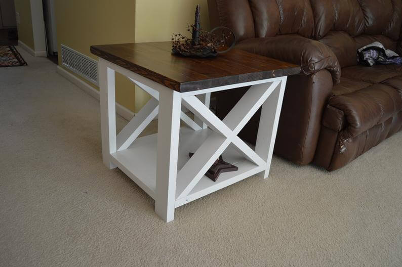 X-Style Living Room Furniture Set Décor