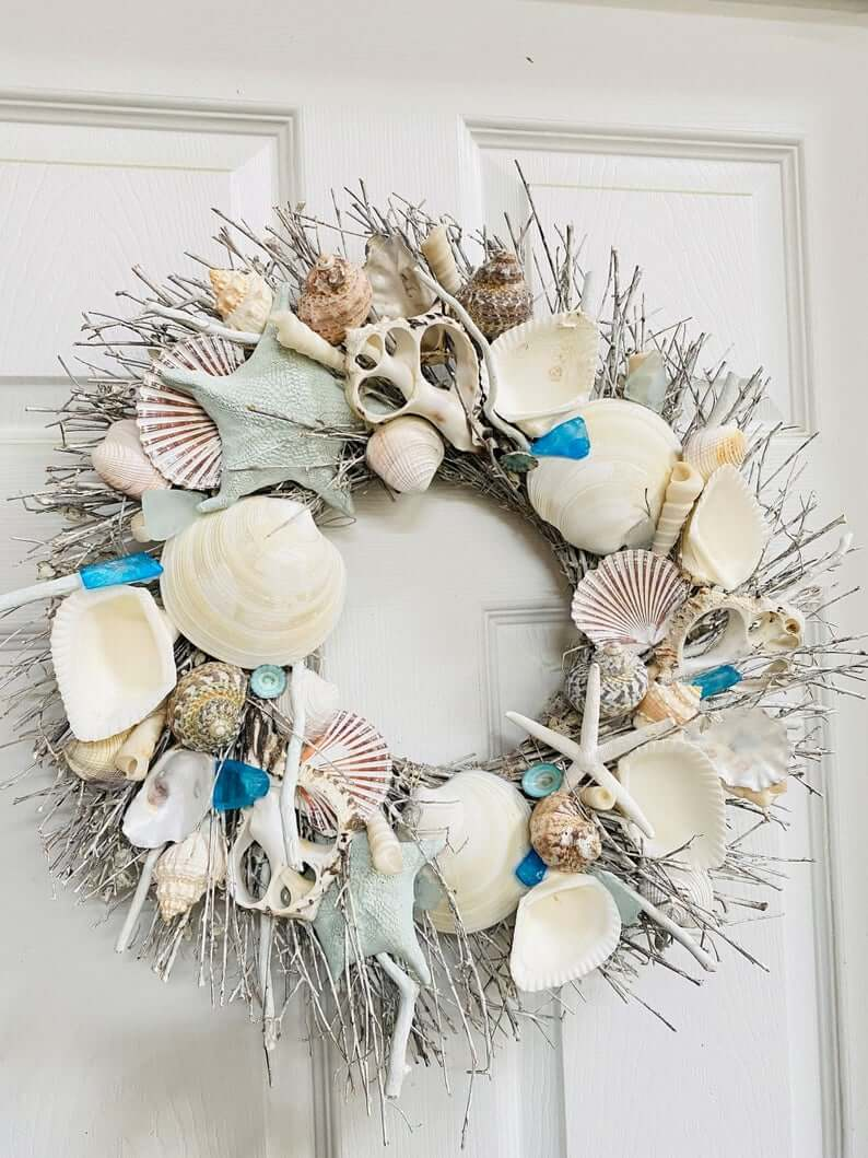 Incredible By the Sea Wreath