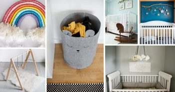Best DIY Baby Room Decorations