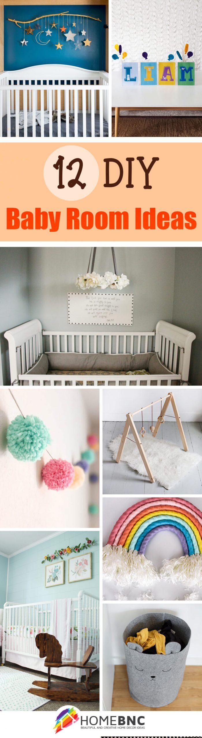 Best DIY Baby Room Decor Ideas