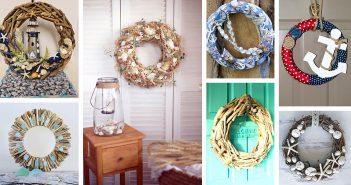 Best DIY Nautical Wreathss