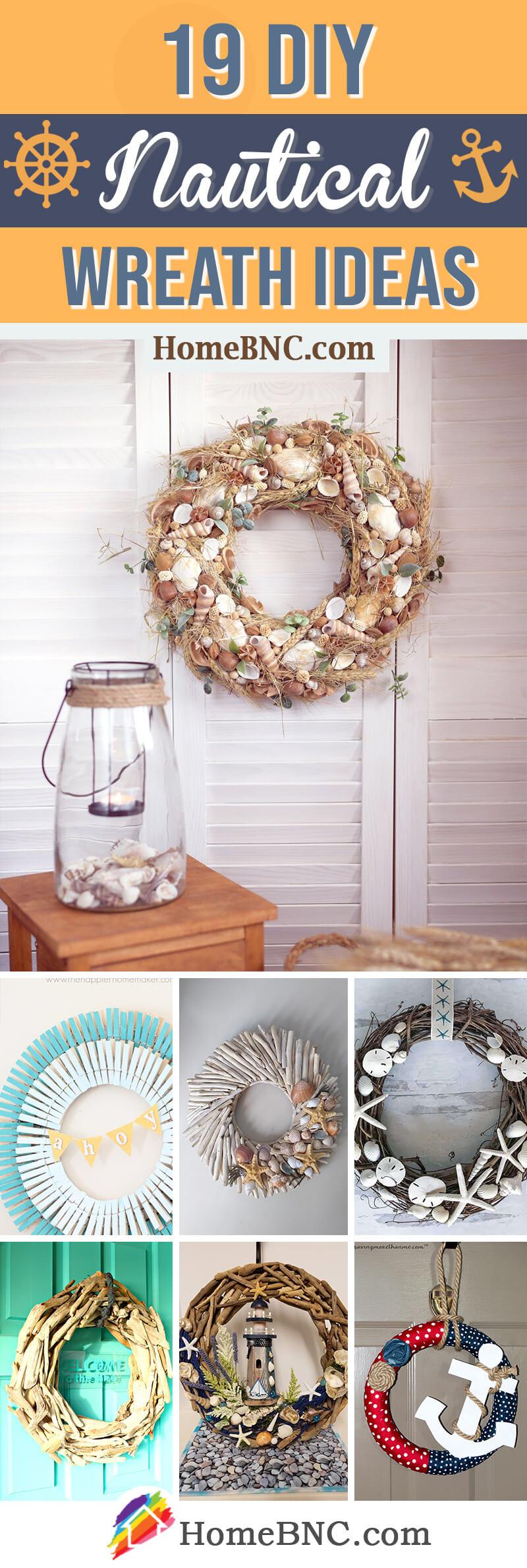 Best DIY Nautical Wreath Ideas