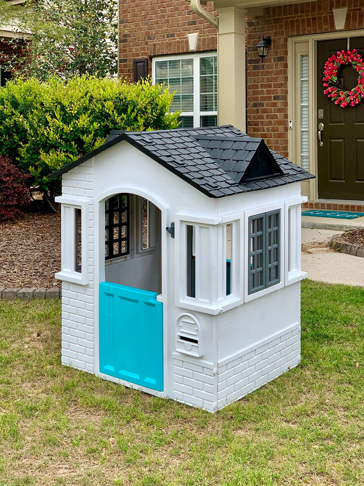 Simple Plastic Playhouse Re-Design Project