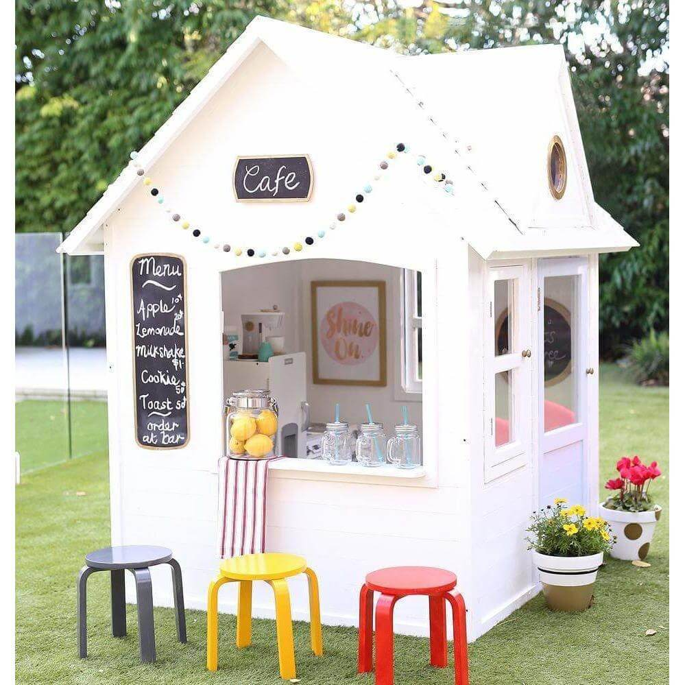 Adorable and Stylish PIPER Cubby House