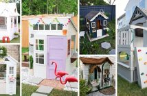 Best DIY Kids Playhouse Projects