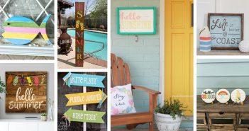 Best DIY Summer Sign Ideas