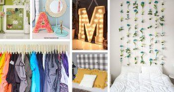 Dollar Store Dorm Room Decorations
