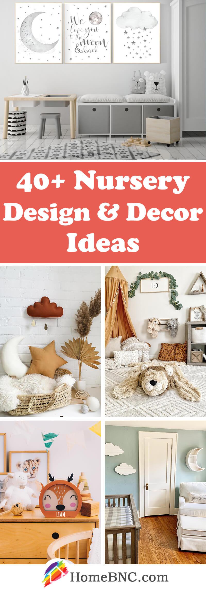 Best Nursery Decor Ideas