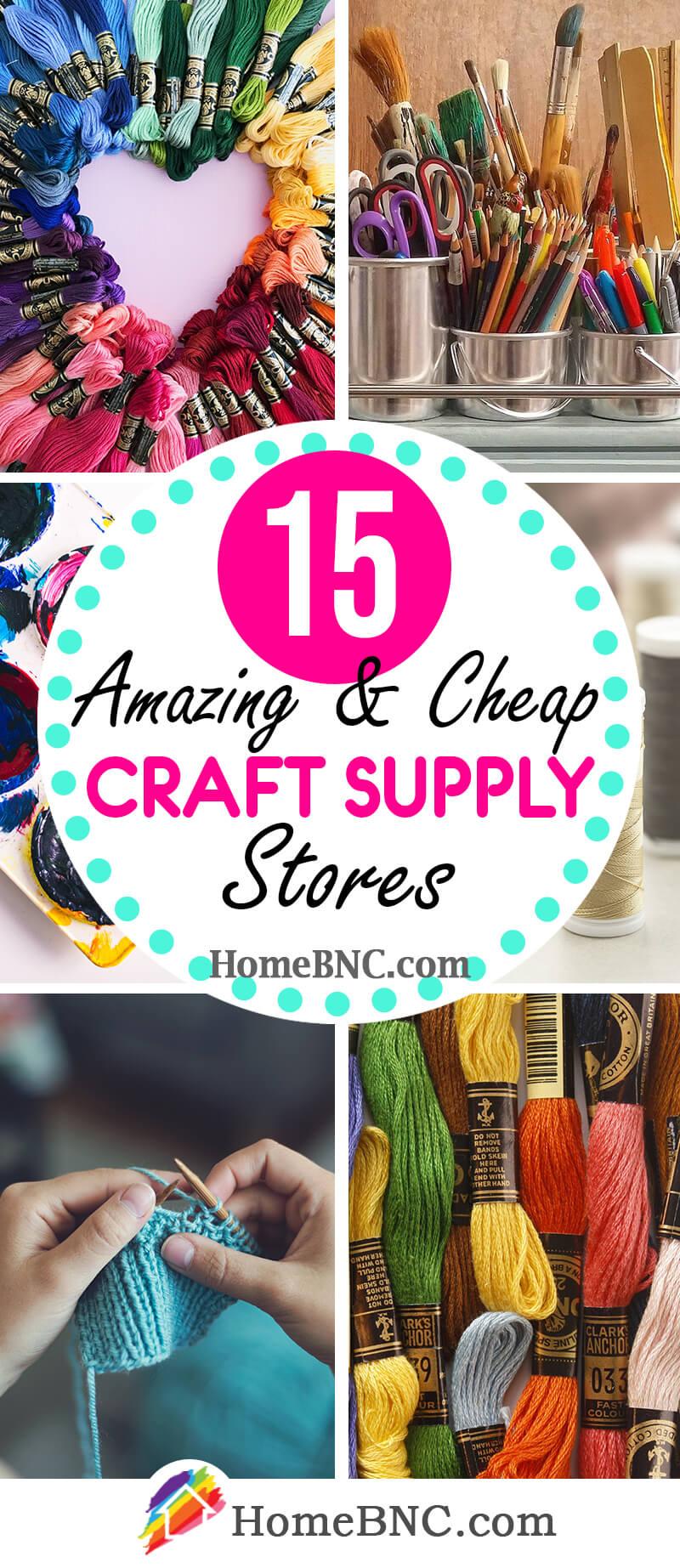 Best Online Craft Stores