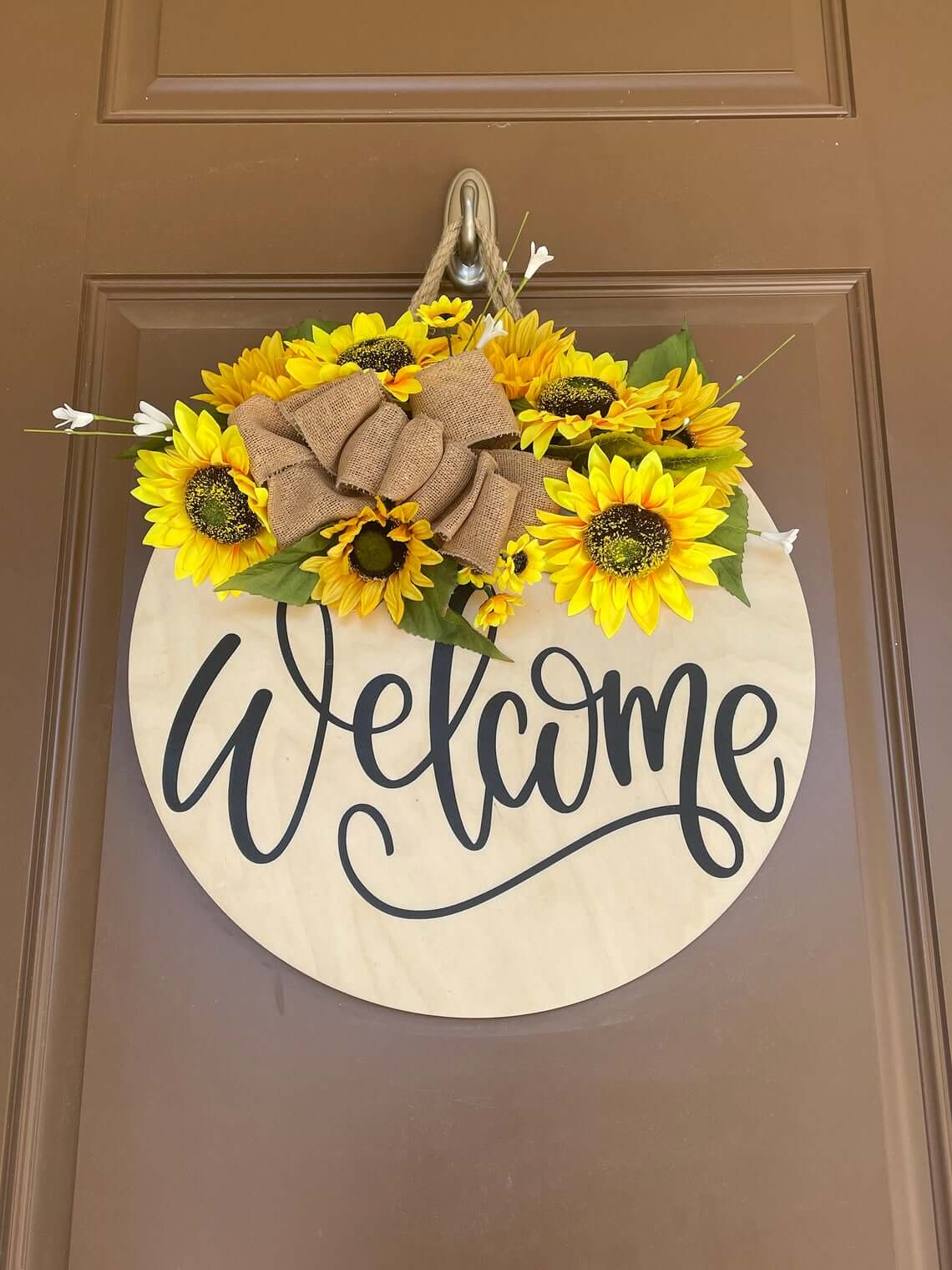 The Best Summer Welcome Sign Housewarming Gift