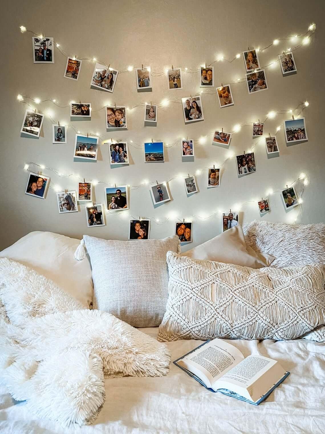 Versatile Mason Kreations Hanging Fairy Lights