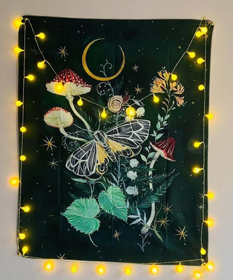 Rustic Fairy on Herbal Moon