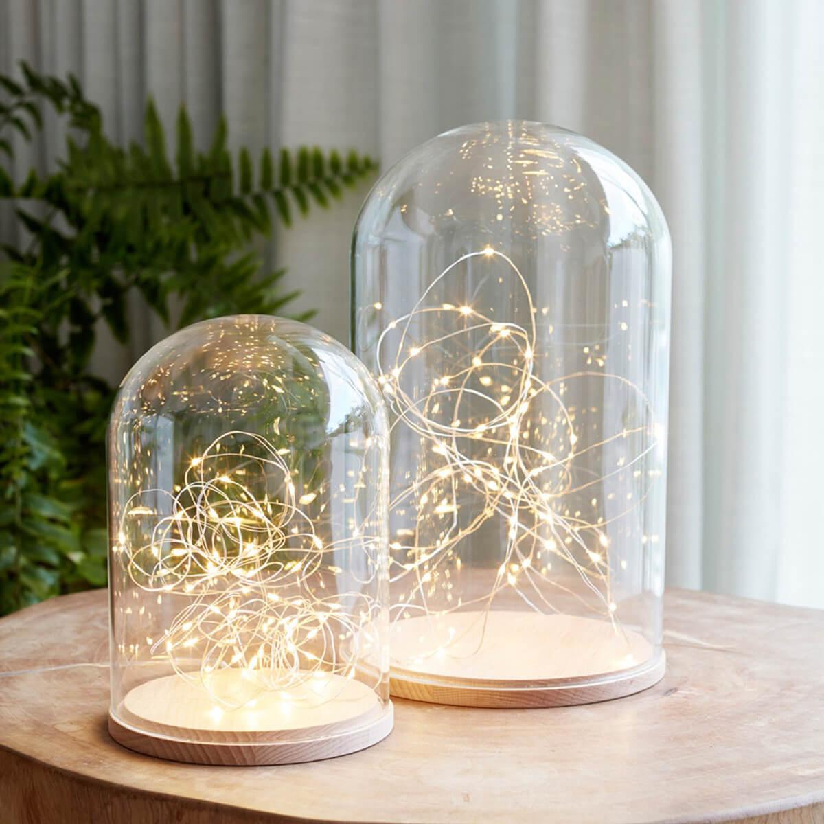 Minimal Domes Micro Fairy Lights