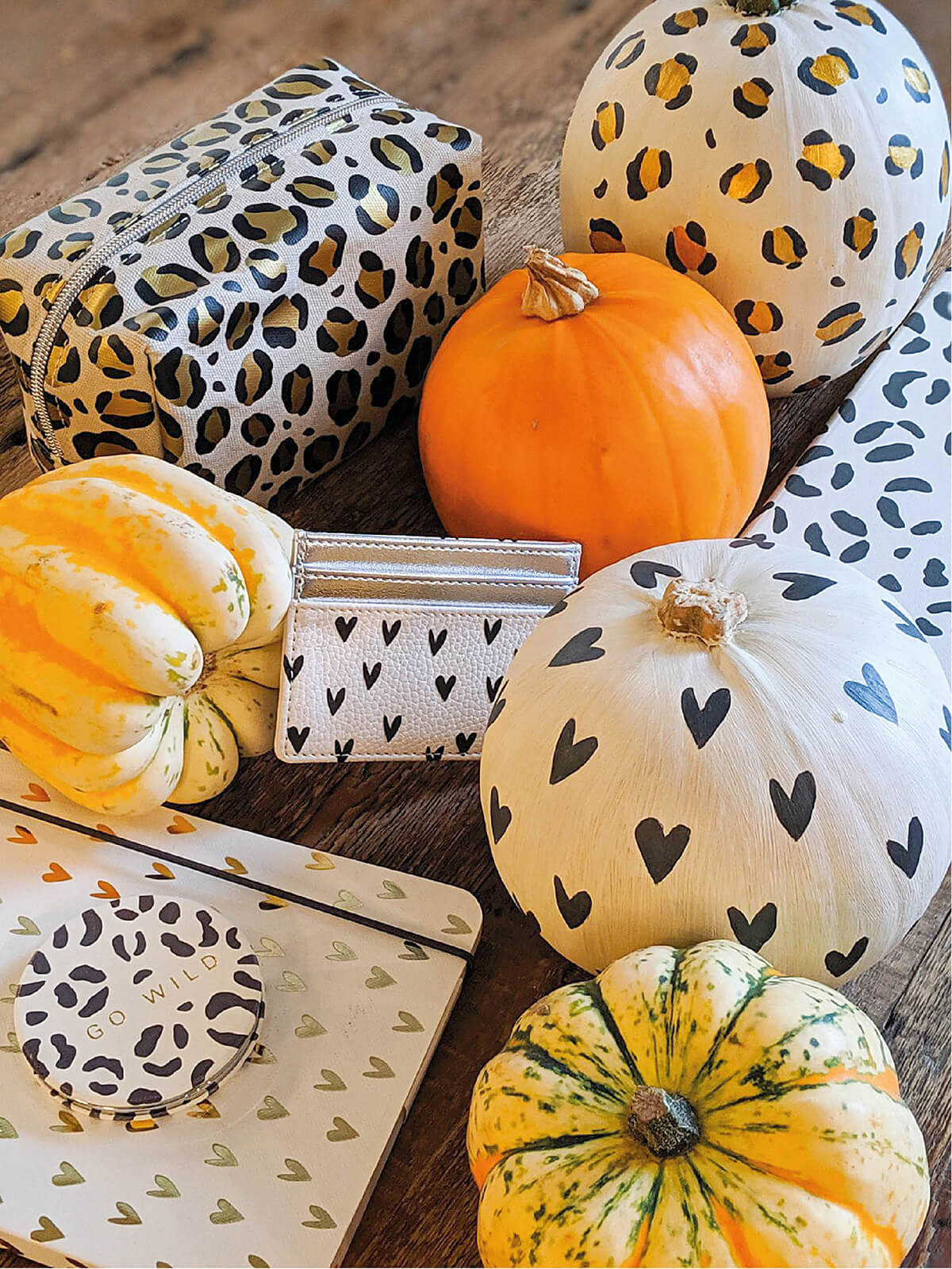 Detailed and Pretty Painted Pumpkin Ideas
