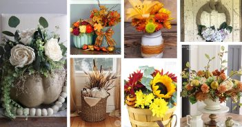 Best DIY Fall Flower Arrangement Ideas