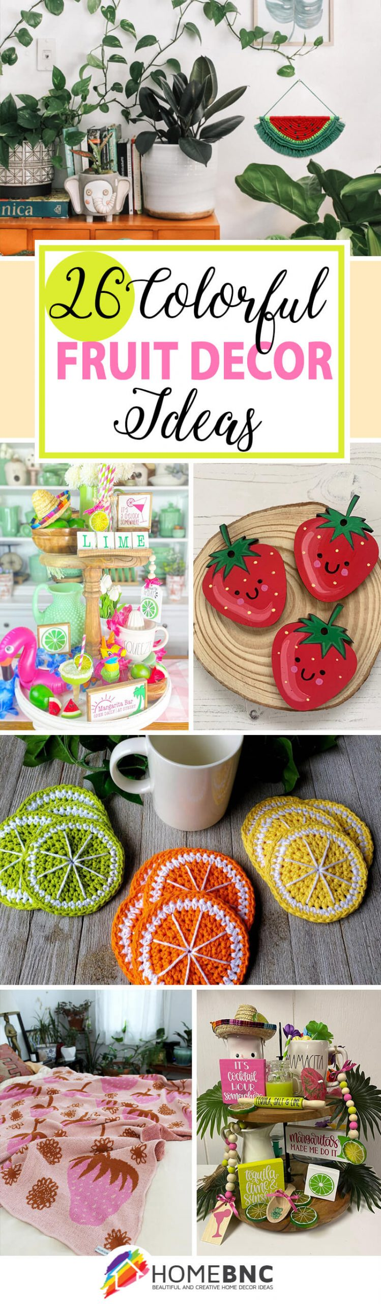 Best Fruit Decor Ideas