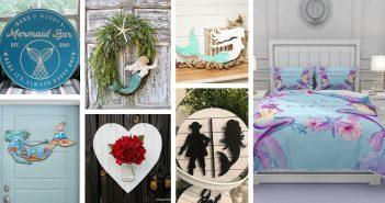 Best Mermaid Home Decorations