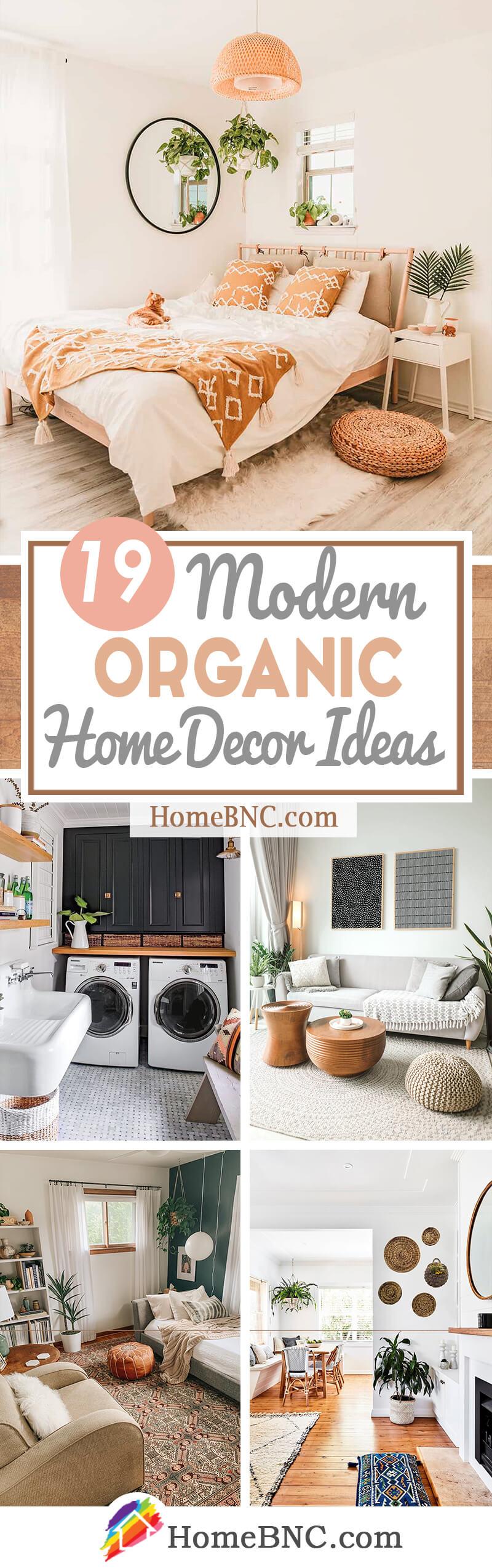 Best Modern Organic Decor Ideas