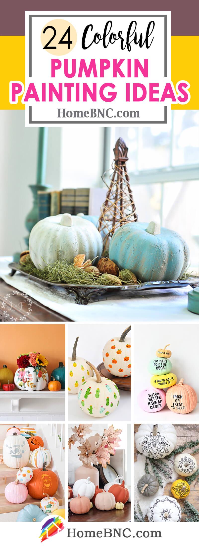 Best Painted Pumpkins
