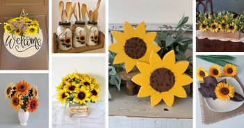 Best Sunflower Home Decorations