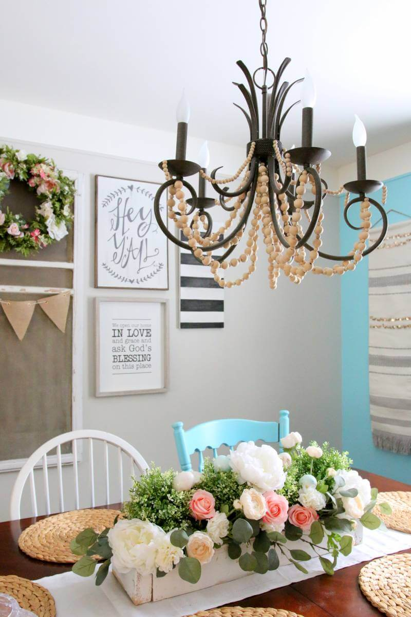 The Perfect Floral Arrangement for Pastel Spring