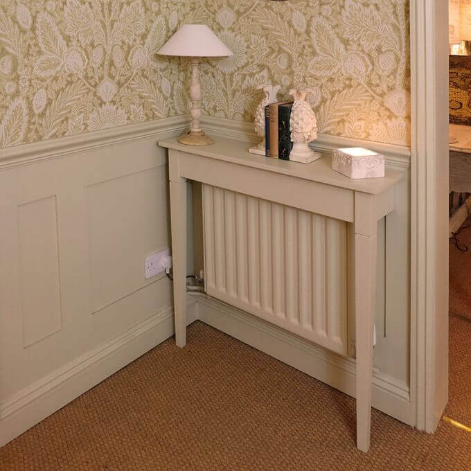 Simple Empire Radiator Cover Table