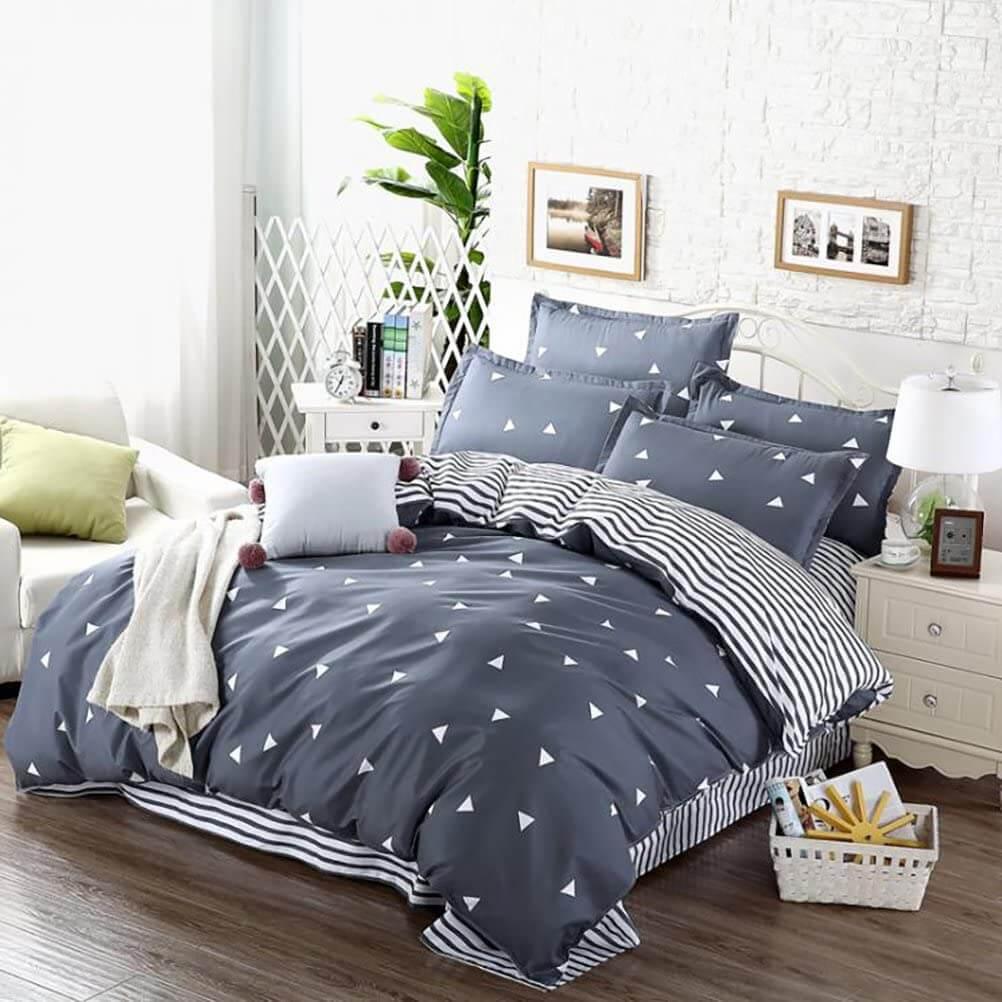 Uozzi Cozy and Comfortable Duvet Bedding Set