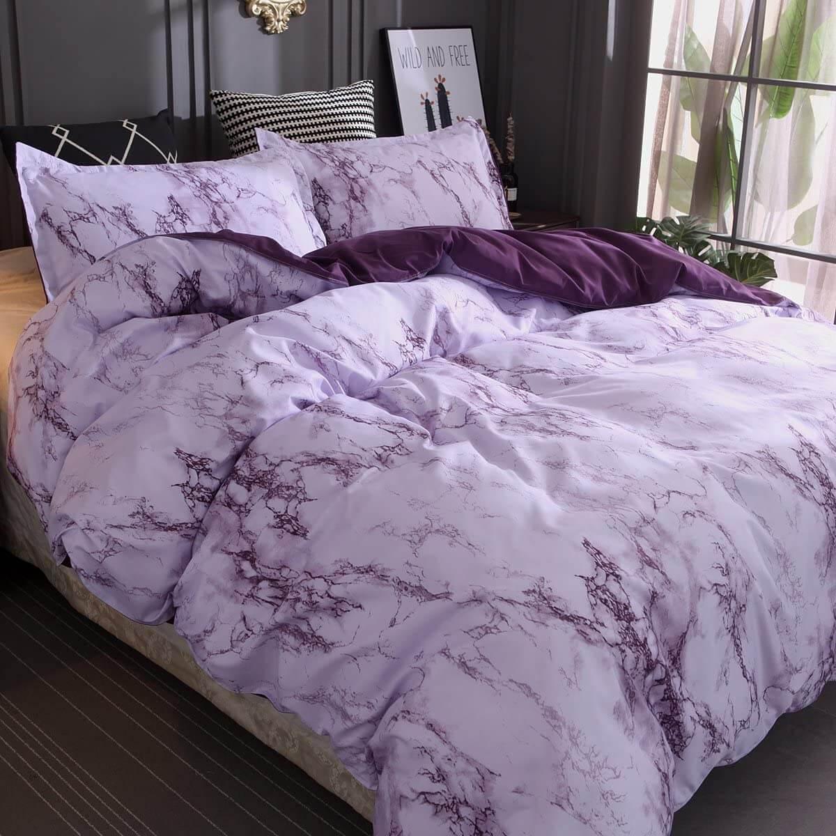 Soft Microfiber Duvet Bedding Set for Everyone