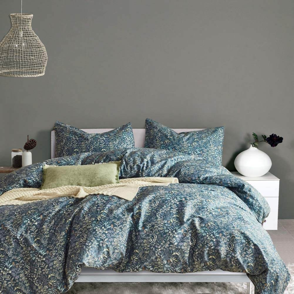 Floral Luxury Patterned Mixinni Duvet Bedding