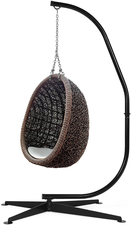 Rotating Metal Hanging Hammock C-Stand