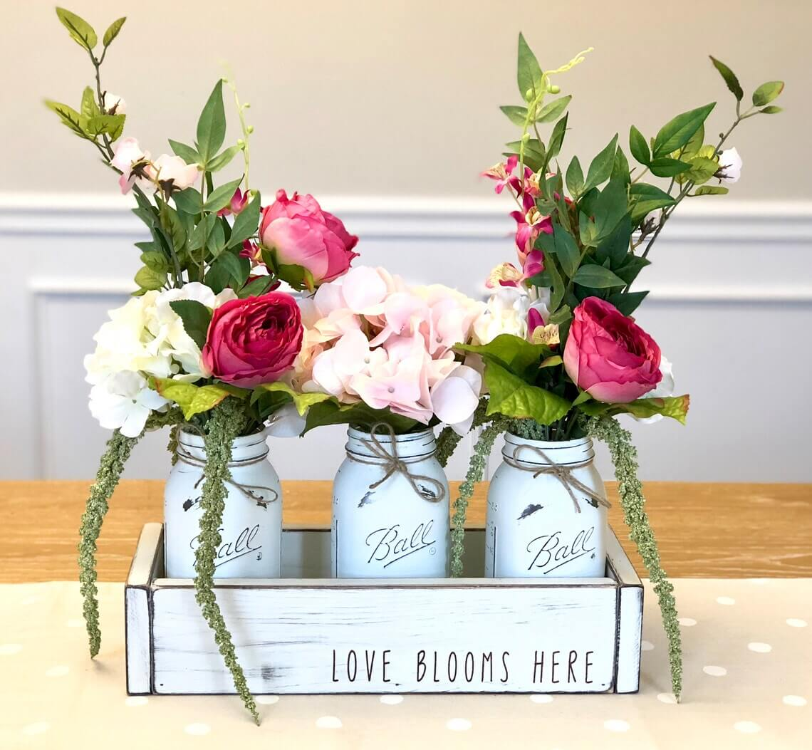 Simply Floral Love Bloom Trio Box Set