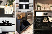 Best Black Kitchen Decorations