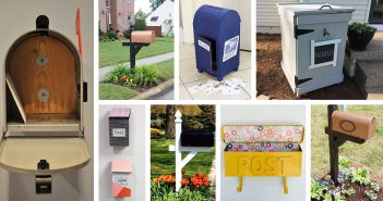 Best DIY Mailbox Projects